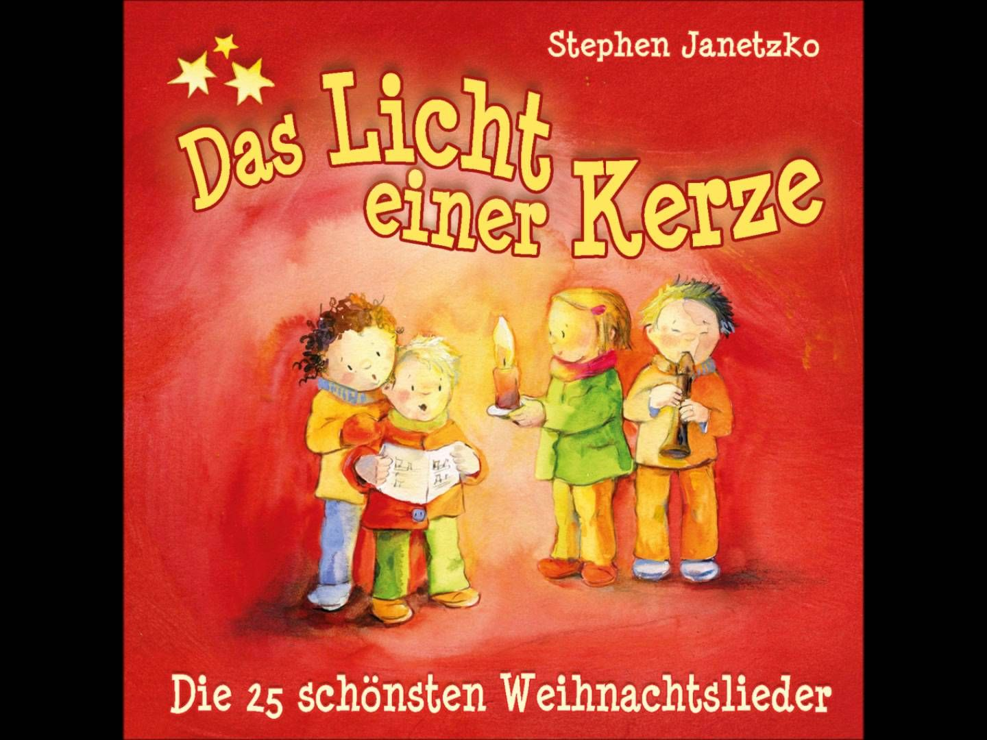 Stephen Janetzko - Das Licht einer Kerze - ADVENTSLIED | Music at ...