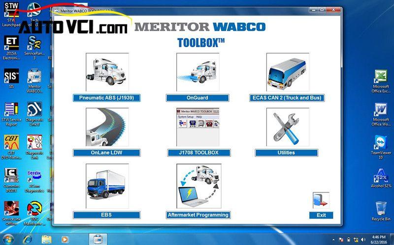 Meritor Wabco Toolbox 12 4 1 English + Patch New Key