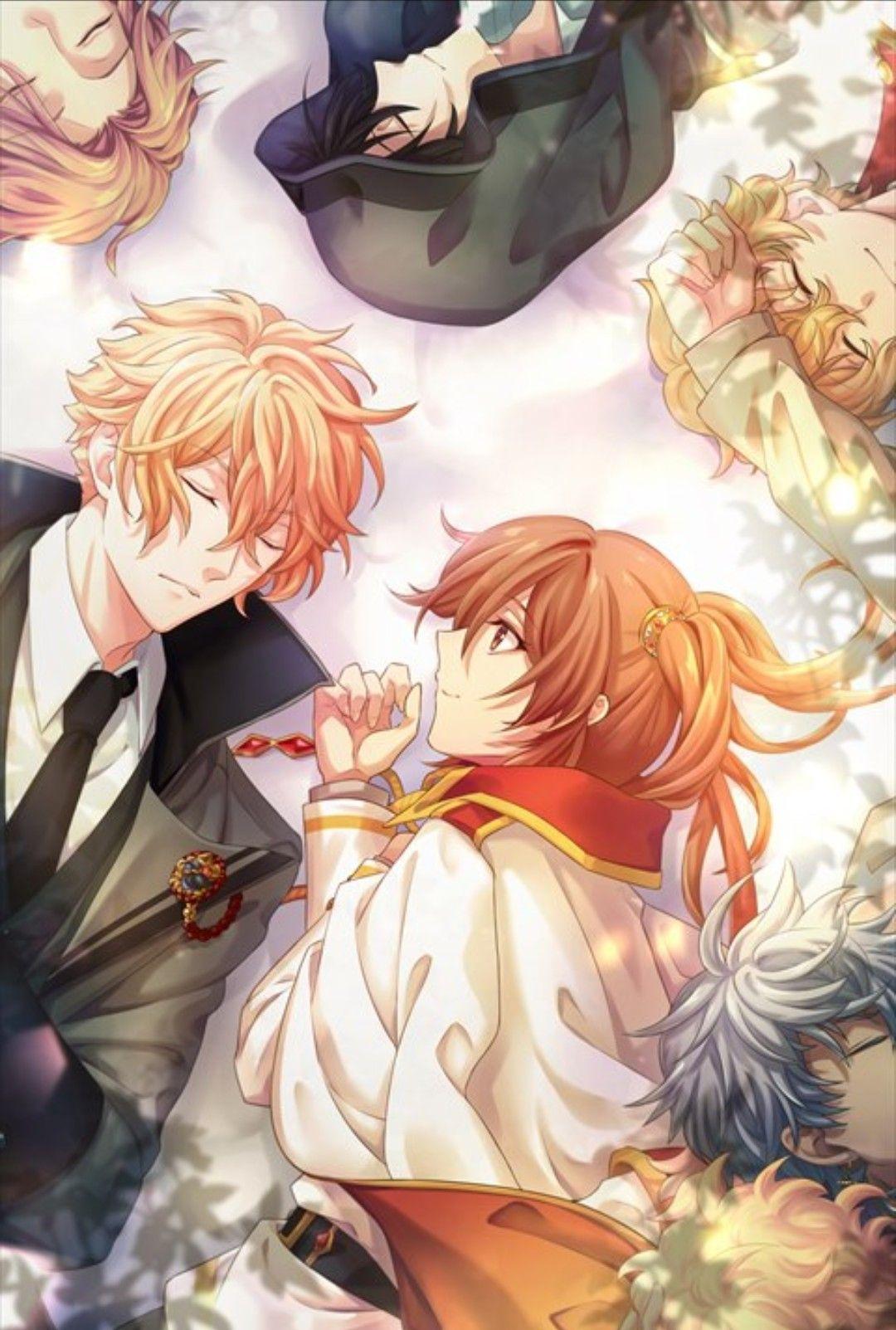 Klaus goldstein anime love story anime harem games