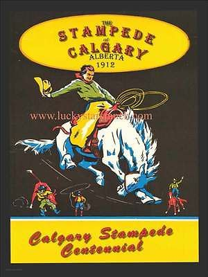 Cheyenne 1928 Vintage Rodeo Poster