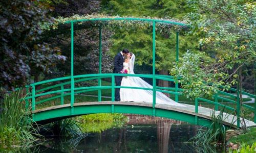 Weddings at Gibbs Gardens