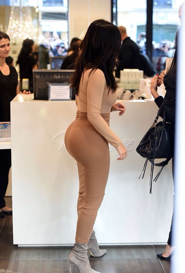 Too Big For Her Ass