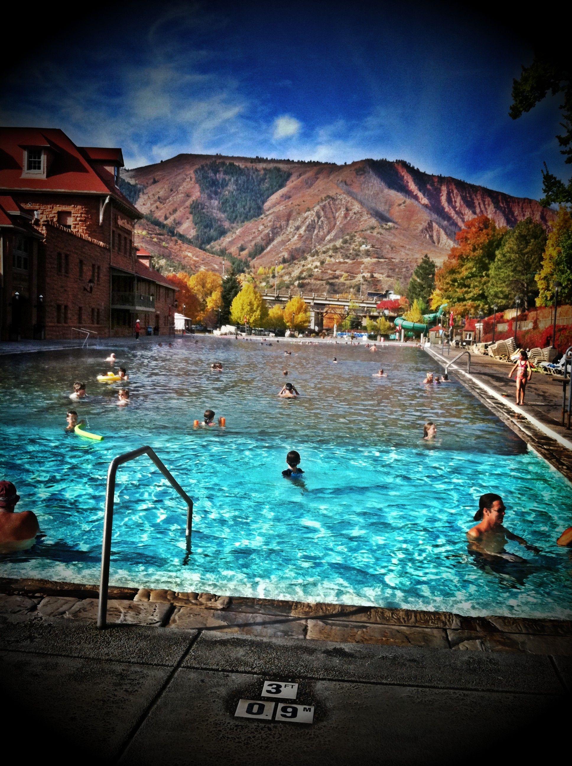 Glenwood Hot Springs...CO