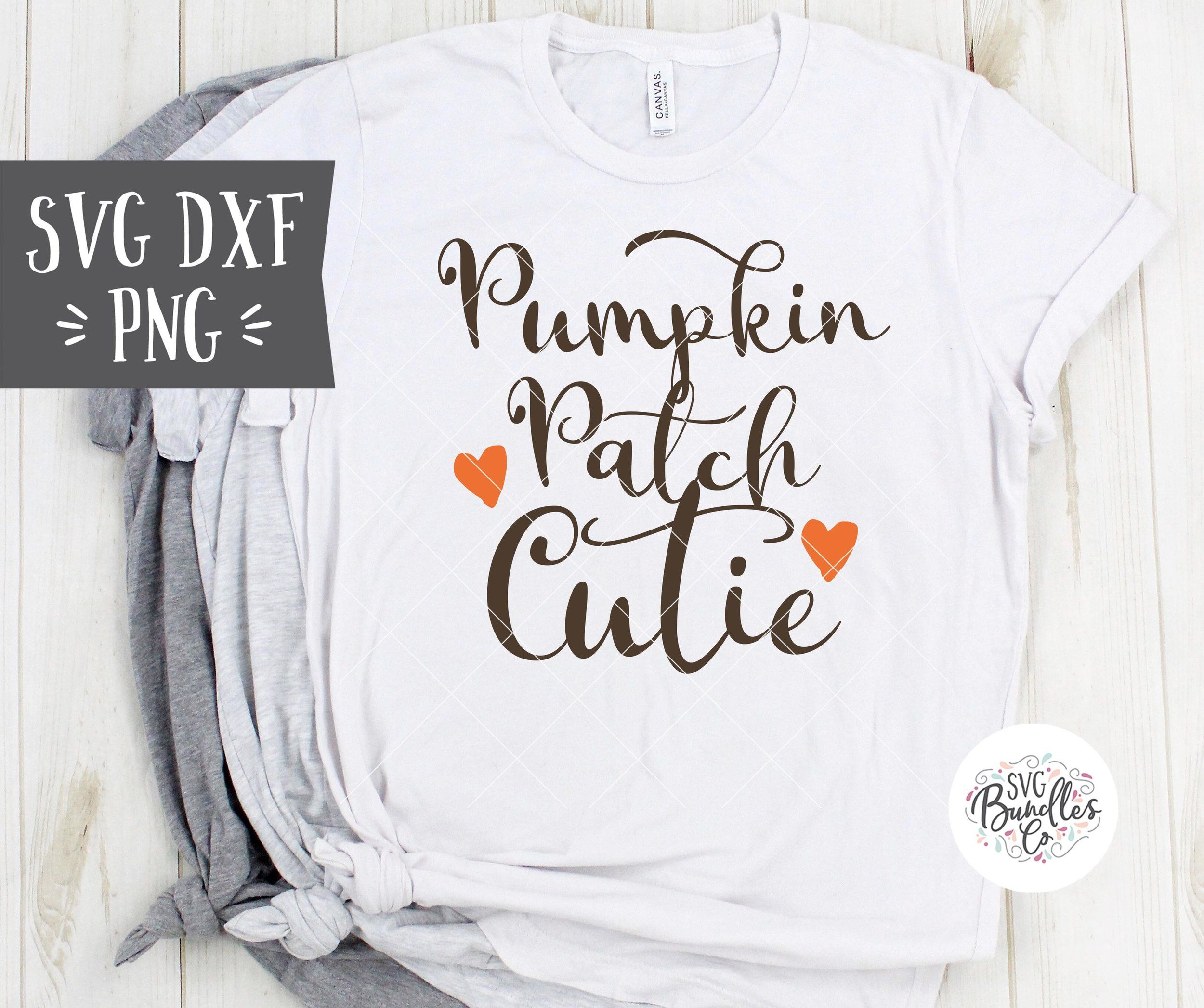 Pumpkin Patch Cutie Fall Autumn Baby Onesie Svg Dxf Png File Instant Download Baby Svg Pumpkin Patch Kids Tshirts