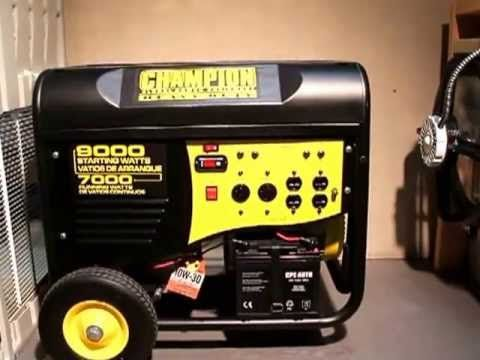 Generator Shed Modifications Youtube With Images Generator