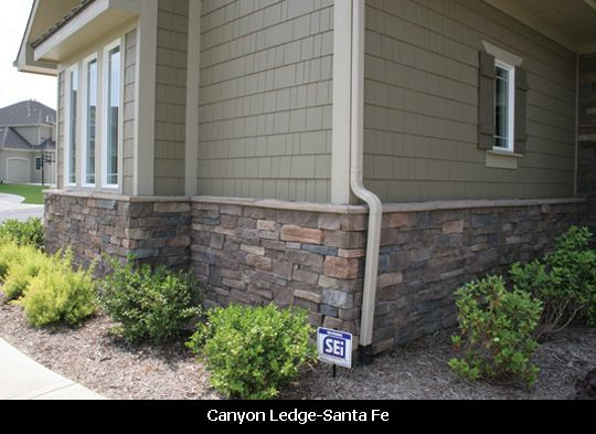 Nice Stone Veneer On Exterior Exterior House Colors House Exterior Exterior Siding