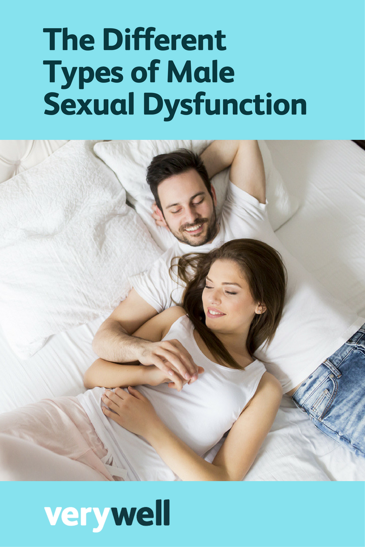 Having sexual problems in relationship