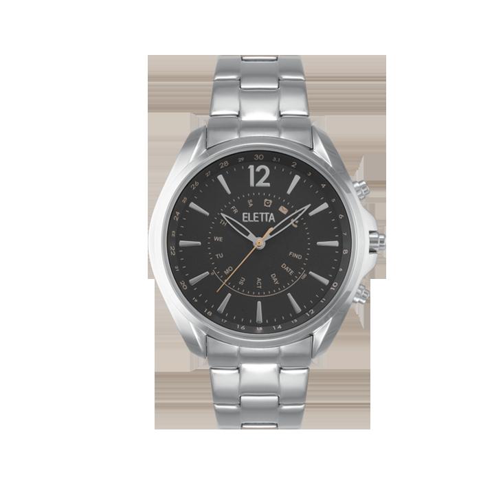 56e186e9db5 Relógio Eletta Sync Silver - ELA710SPMS