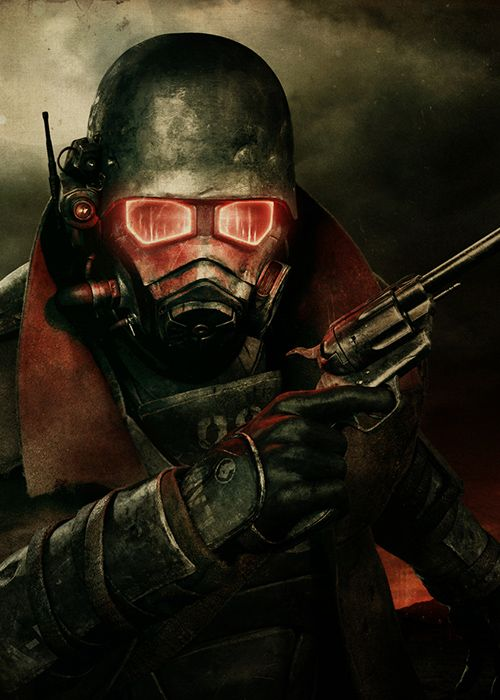 Fallout New Vegas Lonesome Road Dlc With Images Fallout New