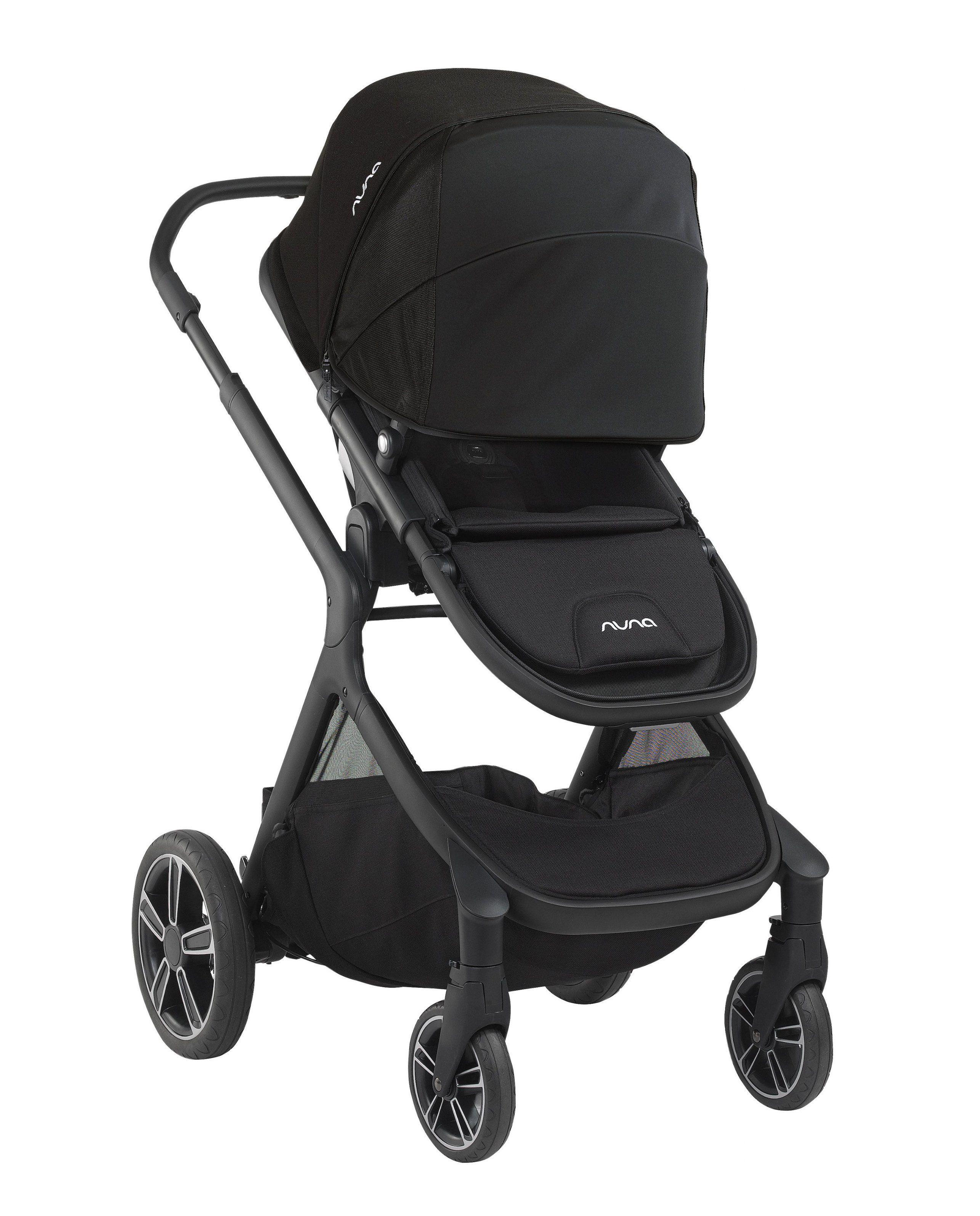 Nuna Demi Grow Stroller Convertible stroller, Double
