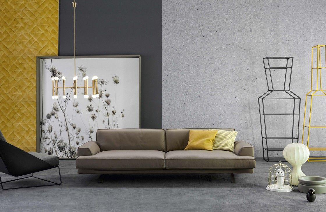 Bonaldo_slab_01 Sofa Design Furniture Italian Leather