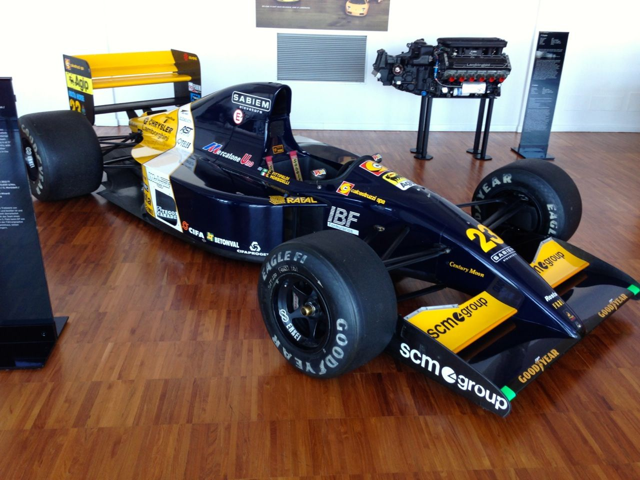 Lamborghini F1 Car Formula One I Ll Add Some Indy Stuffs Once In