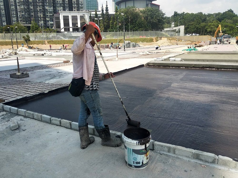 Waterproofing And The Products Involved Concrete Home Improvement Concrete Materials
