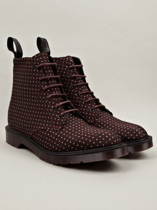 d7a3861a8be Dr Martens Men's M.I.E. Silk Munroe Boots | oki-ni | Menswear | Dr ...