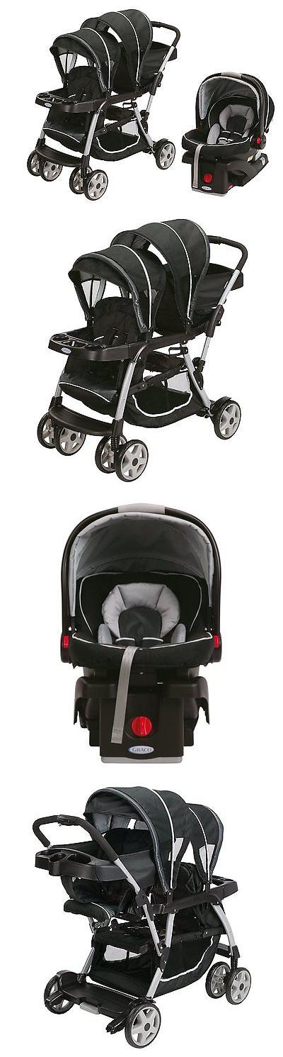baby kid stuff Graco Ready2grow Lx Duo Double Baby