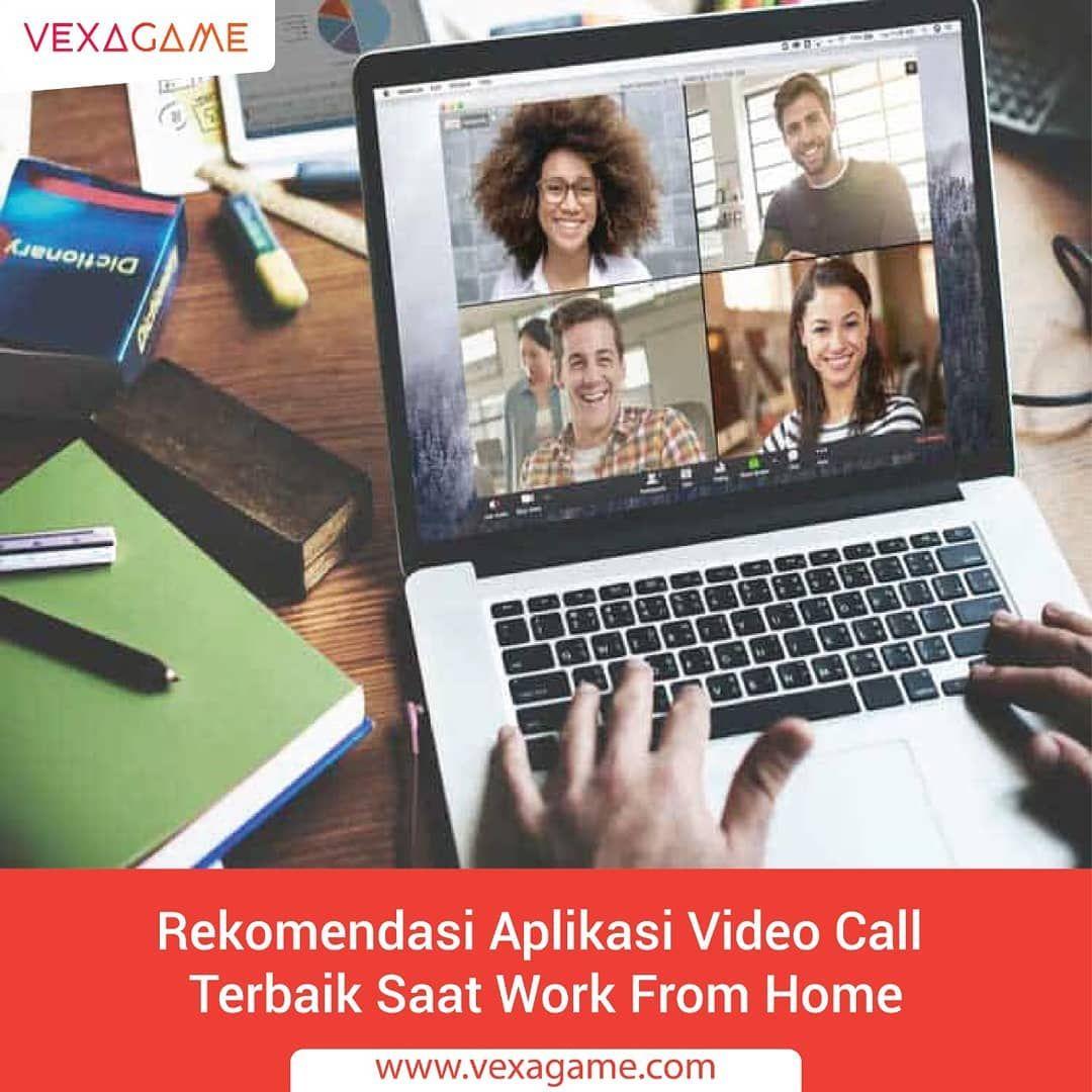 Halo Sobat Vexa Kali Ini Mimin Akan Share Rekomendasi Aplikasi Video Call Rame Rame Sama Temen Kamu Atau Untuk Meeting Nih Sama Rekan K Video Aplikasi Kerja