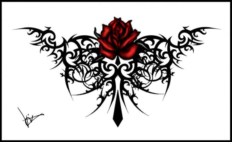 25 Erstaunliche Tattoovorlagen Kostenlos Zum Ausdrucken Tattoos Zenideen Tattoovorlagen Kostenlos Stammestattoo Designs Gotik Tattoo