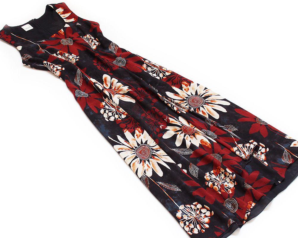Grace Letnia Sukienka Vintage W Duze Kwiaty 38 40 7395250072 Oficjalne Archiwum Allegro Fashion Alexander Mcqueen Scarf Alexander Mcqueen