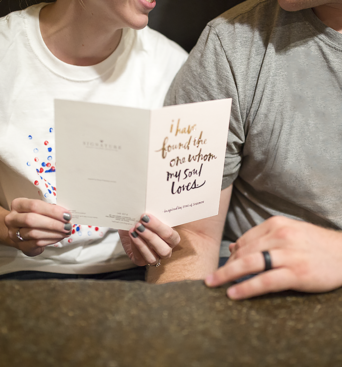 Our Favorite Way To Celebrate Love Quality Time