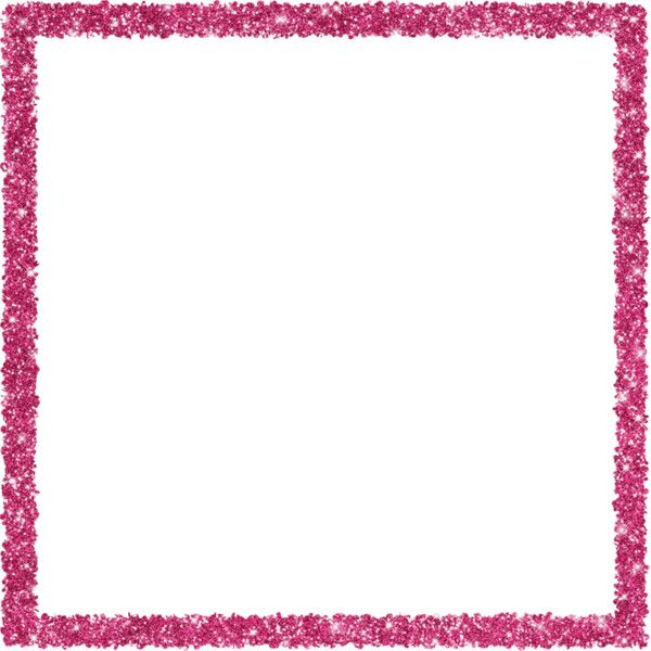 Barbie Pink Sparkle Frame ❤ liked on Polyvore featuring home, home ...
