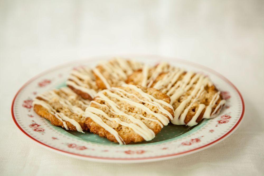 Havreflarn Sweet Oat Crisps