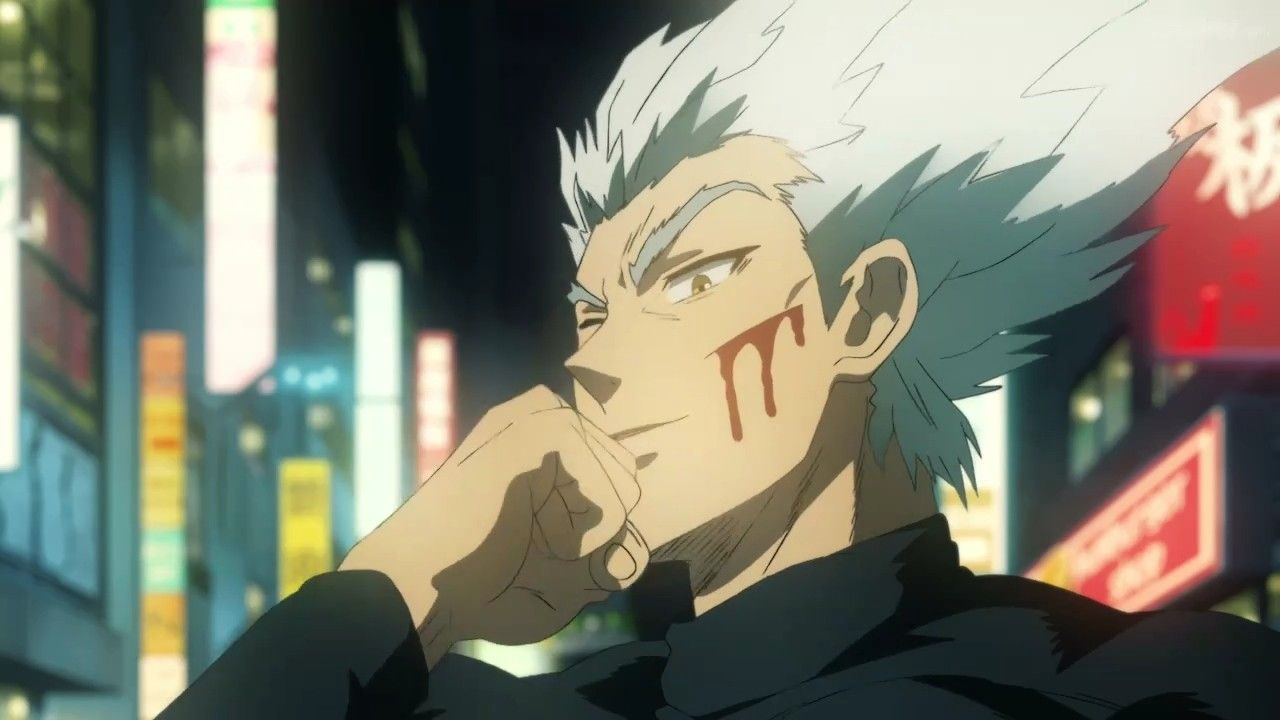 One Punch Man Saison 2 Episode 3 Pin By Lui Paterson On One Punch Man One Punch Man Anime One Punch Man One Punch Man 3
