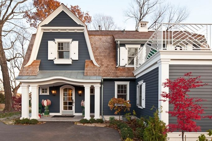 Tips for choosing exterior paint colors becki owens - Tips on painting exterior of house ...