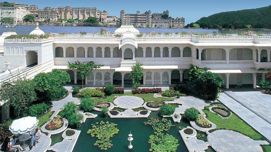 Taj Lake Palace Declared as No. 1 Heritage Hotel of India