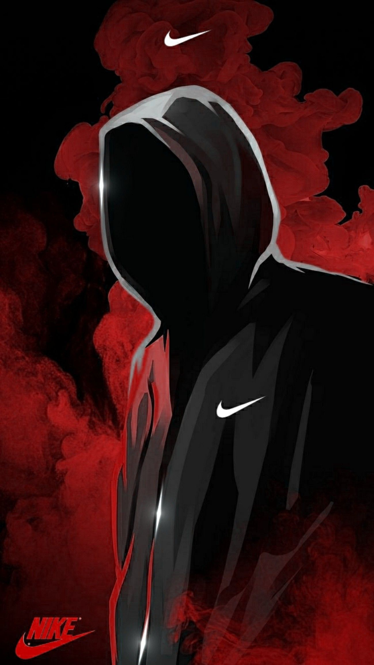 Images By Hooter's Konceptz On Nike Wallpaper   Cool Nike Wallpapers, Dark Phone Wallpapers, Nike Logo Wallpapers F37