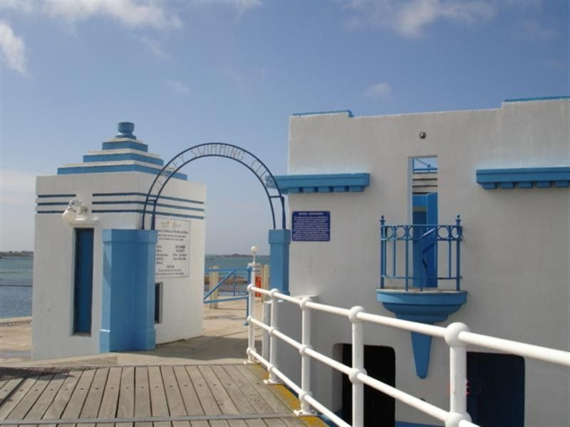 Havre des Pas Bathing Pool, St Helier, Jersey Just Jersey