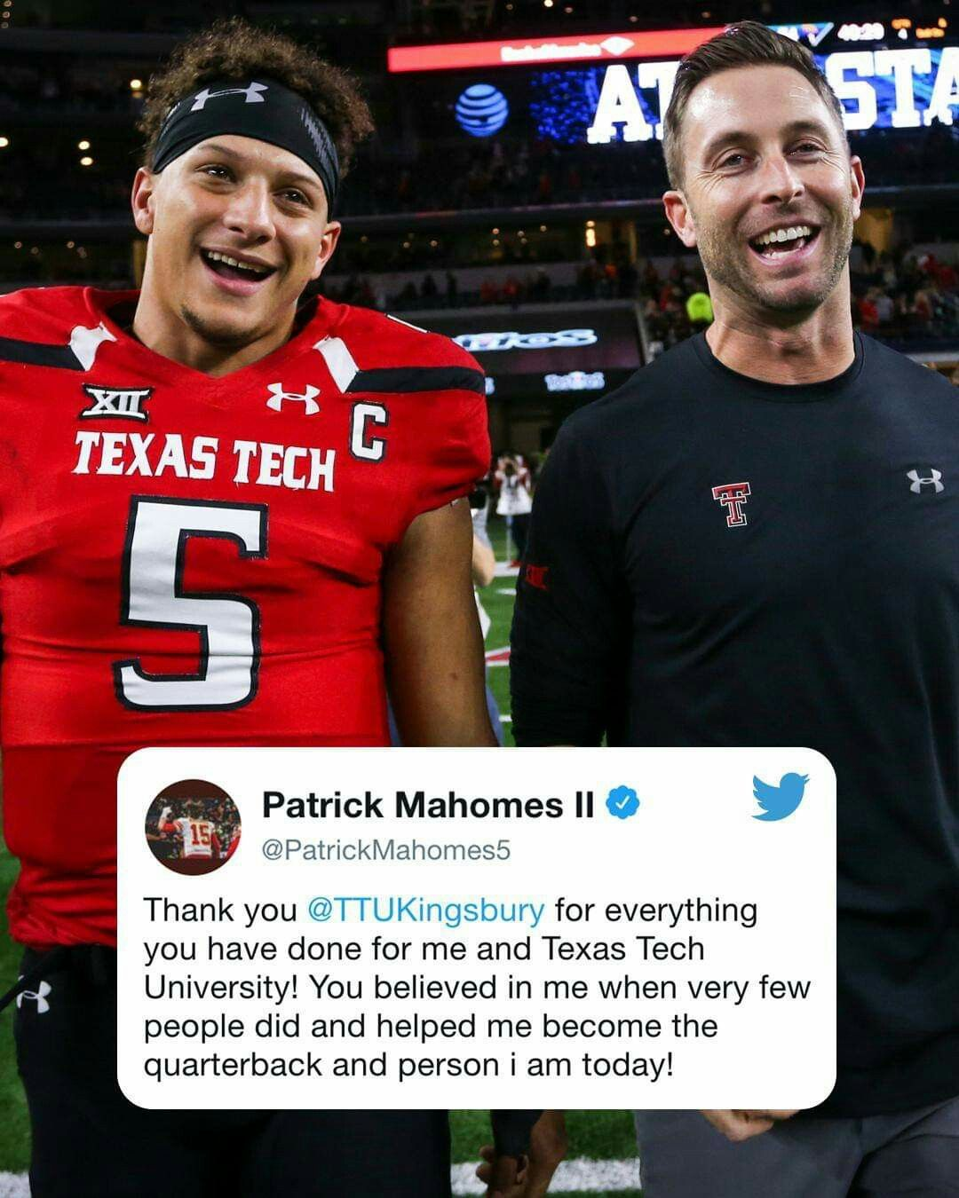 Mahomes Texas Tech Football Texas Tech University Texas Tech