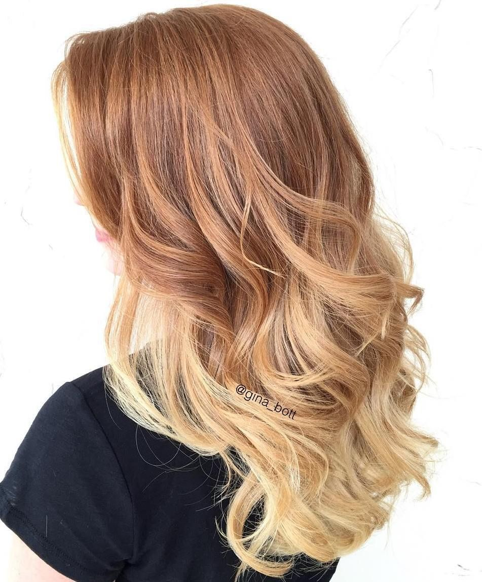 60 Best Strawberry Blonde Hair Ideas To Astonish Everyone Blond Haar Verf Bruin Ombre Haar Blonde Ombre