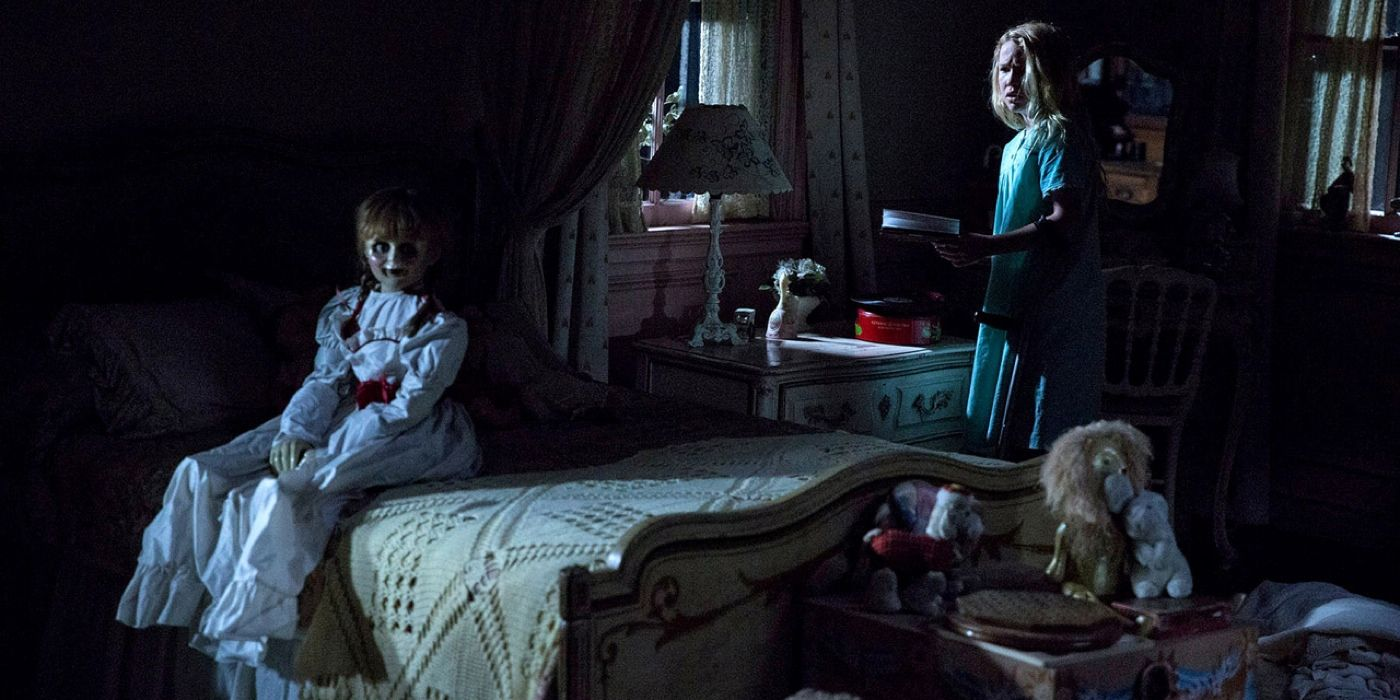 Annabelle 2 Image: Have a Good Night's Sleep