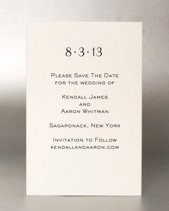 Do You Address Save The Date Envelopes With And Guest Or Just Wedding Etiquettewedding