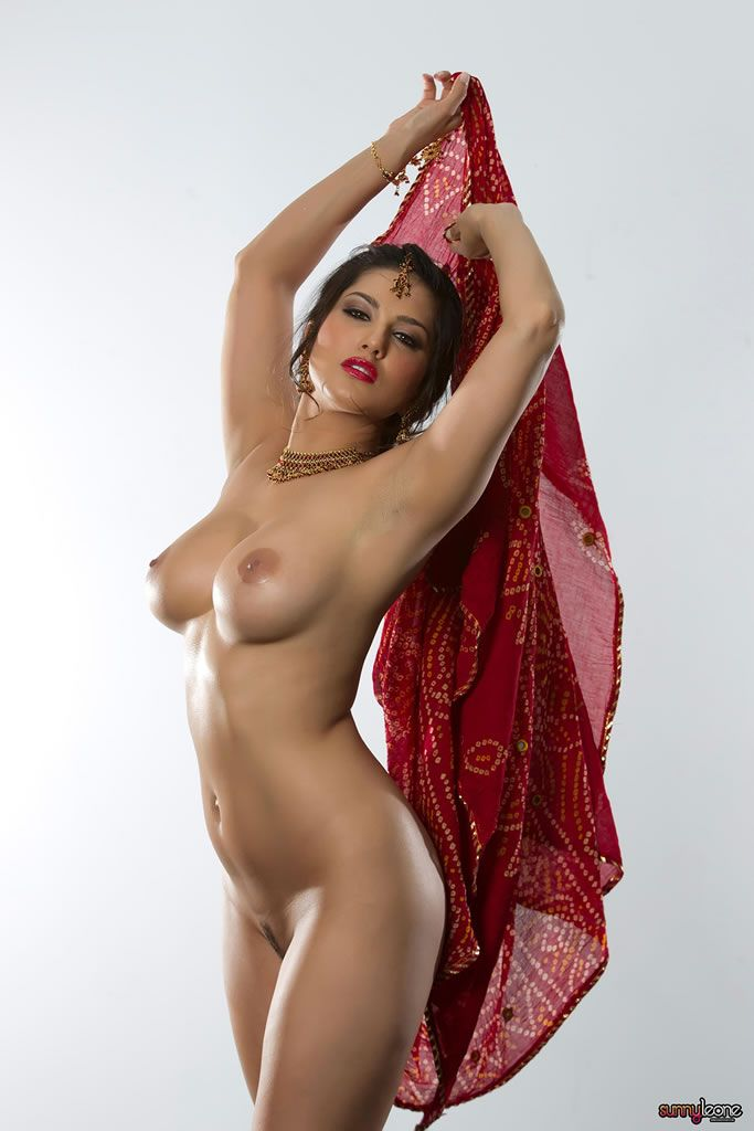 Actress red nude