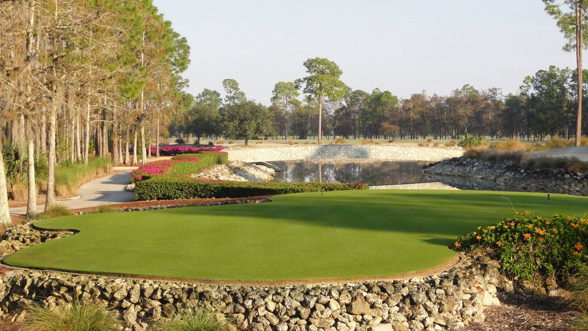 Naples National Golf Club In Florida Has Been Open For About 25 Years Golfcourseoftheday Rock Bottom Golf Rockbott Golf Courses Discount Golf Golf Clubs