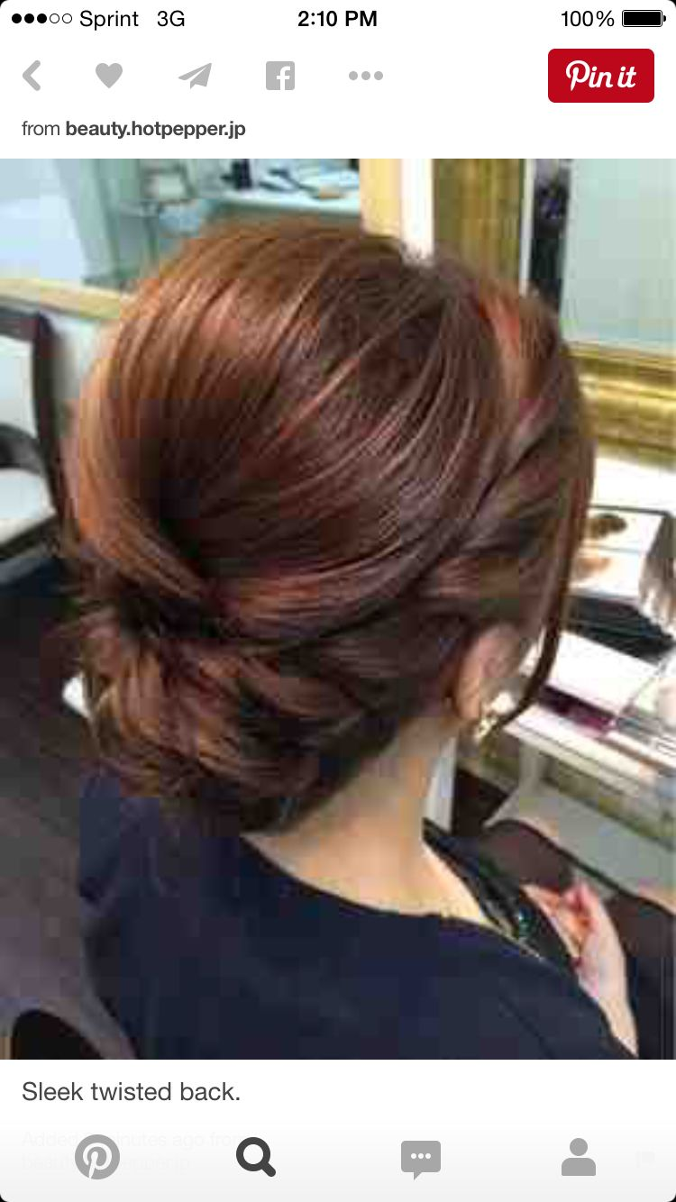 Fall colors cabello pinterest hair style updos and weddings