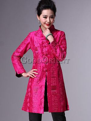 Chinese fashion and costumes  www.GoodOrient.com(Chinese product,Chinese style,Asian style,Chinese clothing,Chinese woman jackets)