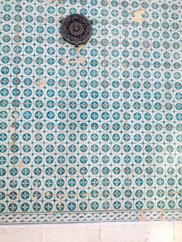 Azuléjos (motif détail)