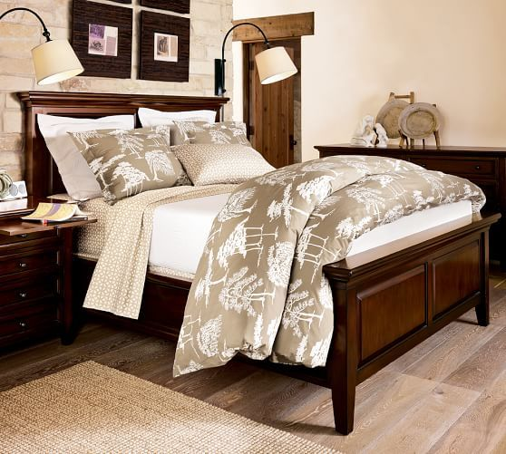 Hudson Bed Headboard Dresser Set Pottery Barn Love This One