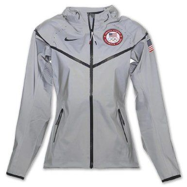 NIKE USA Olympic Team Women s Windrunner Jacket 232bd71ba767