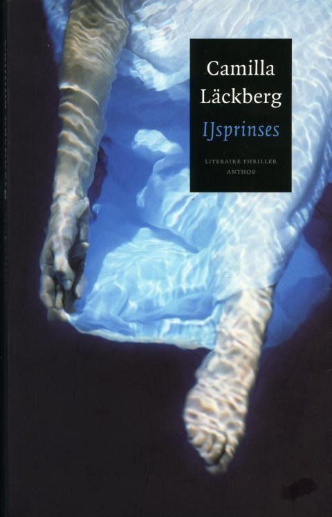 Gelezen: Camilla Lackberg - IJsprinses