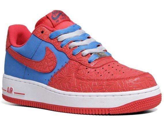 Nike Air Force 1 Komplett Blau link