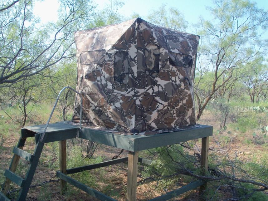 up turkey hunting blind ground tent pin real camo blinds deer tree pop hunt wood