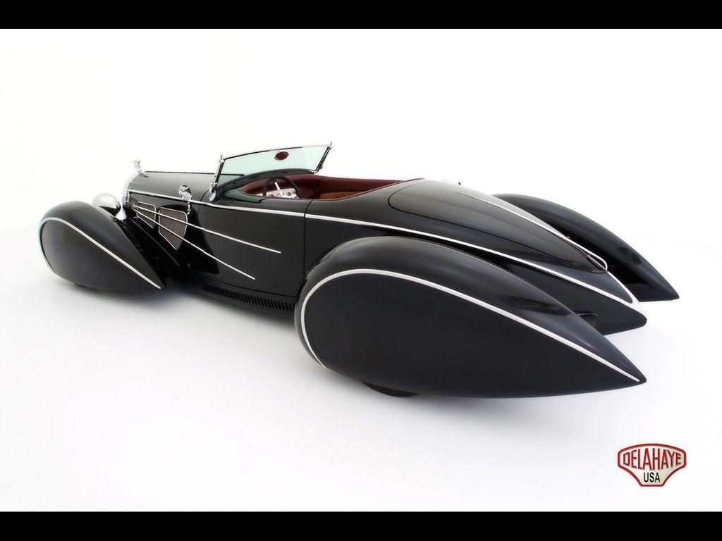 2010 Delahaye Roadster
