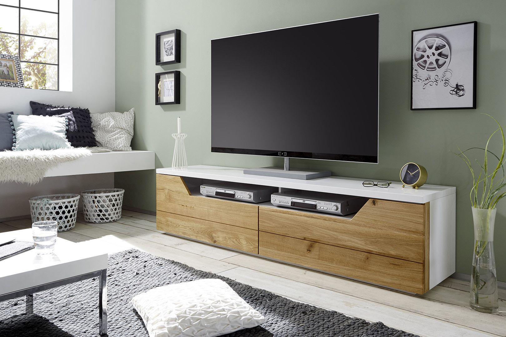 Meuble Tv Scandinave Blanc Chene Fabiola Matelpro En 2020 Meuble Tv Meuble Design Deco Meuble Tv