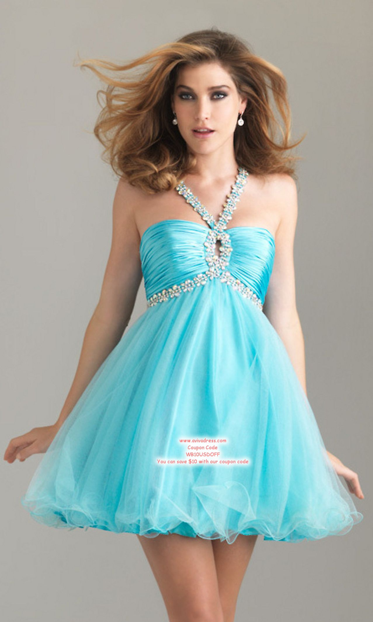 I would love to wear this for the HUGE 8th grade dance next spring ...