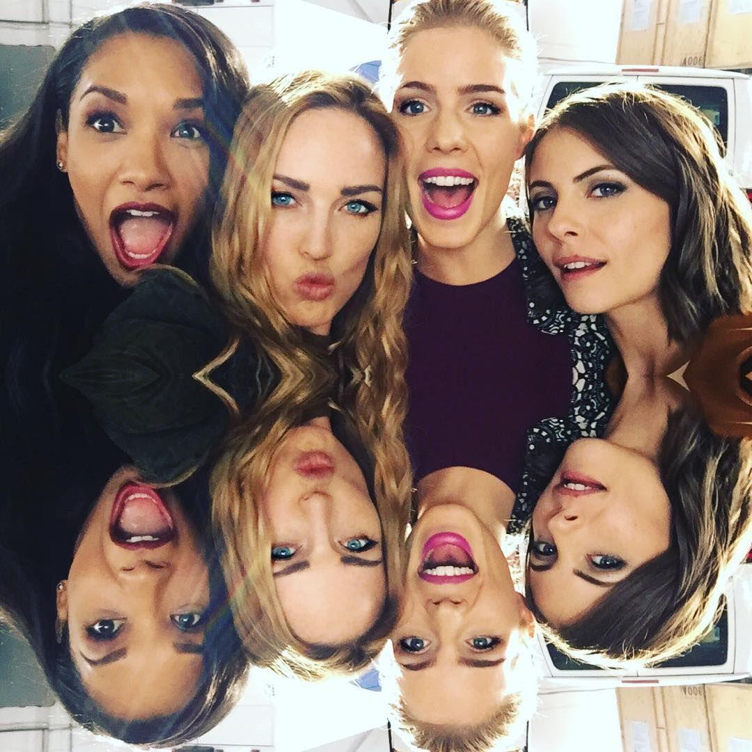 The girls of the CW @caitylotz • 14.9k likes