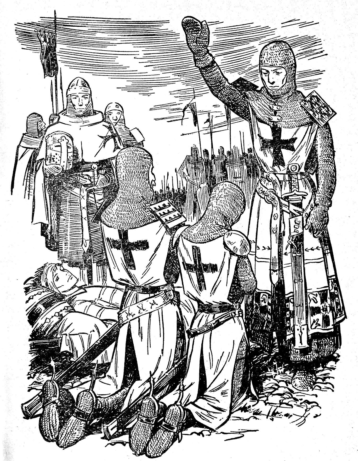 Adoubements - Le chevalier ménestrel | soldados | Pinterest ...