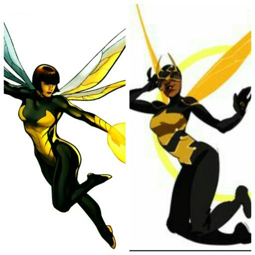 Bumblebee Vs Wasp